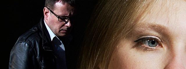 Dwoje nahuśtawce - Magdalena Górska, Michał Maciejewski, foto - Paweł Rybałtowski